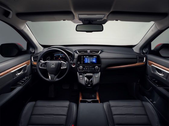 Honda CR-V plancia interni