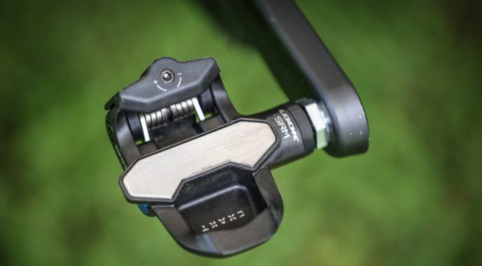 SRM pedale 3/4 dall'alto