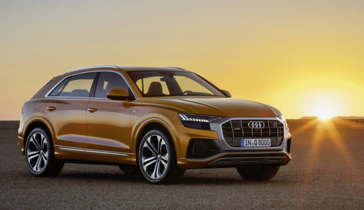 audi q8 sole dragon orange