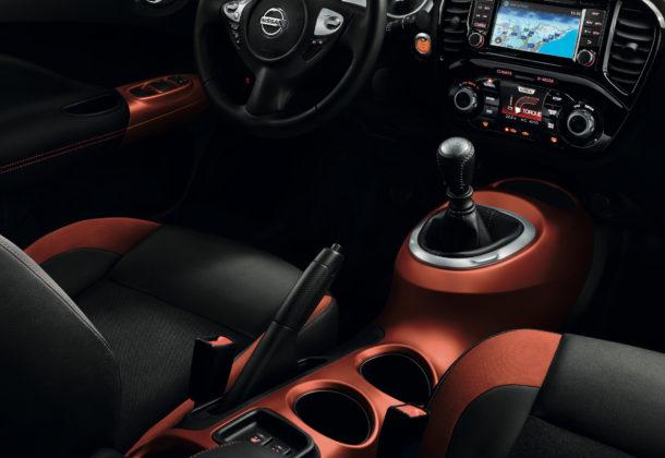 Nissan Juke 2018 plancia e comandi