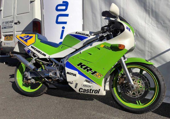 Tourist Trophy 2018 moto