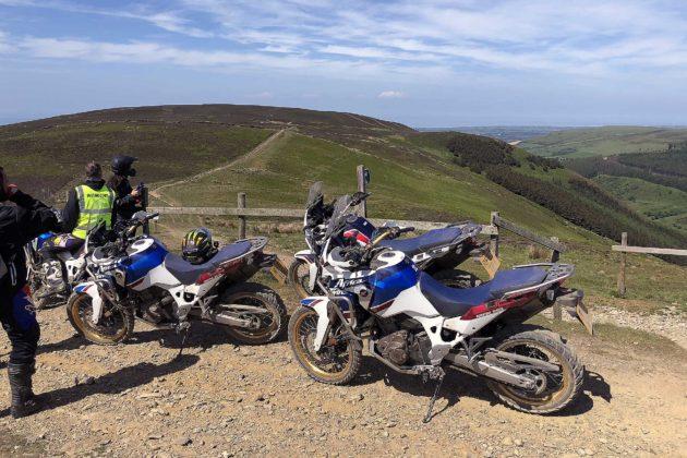 Tourist Trophy 2018 motociclisti
