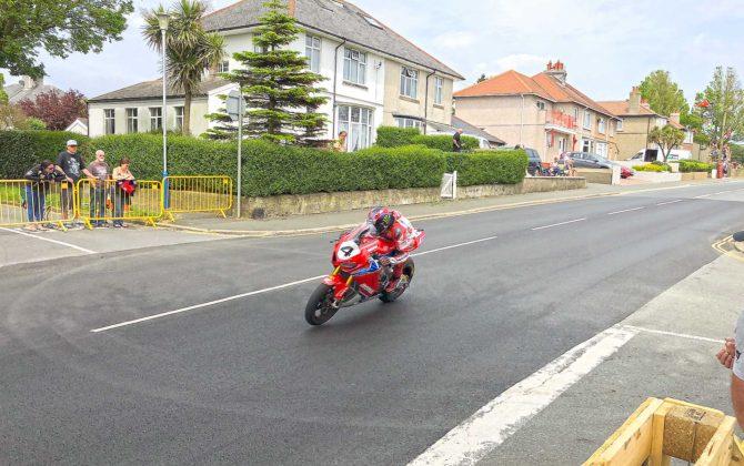 Tourist Trophy 2018 moto gara