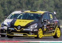 Renault Clio Cup 2018 in gara