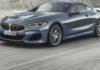 BMW Serie 8 Coupé 3/4 anteriore