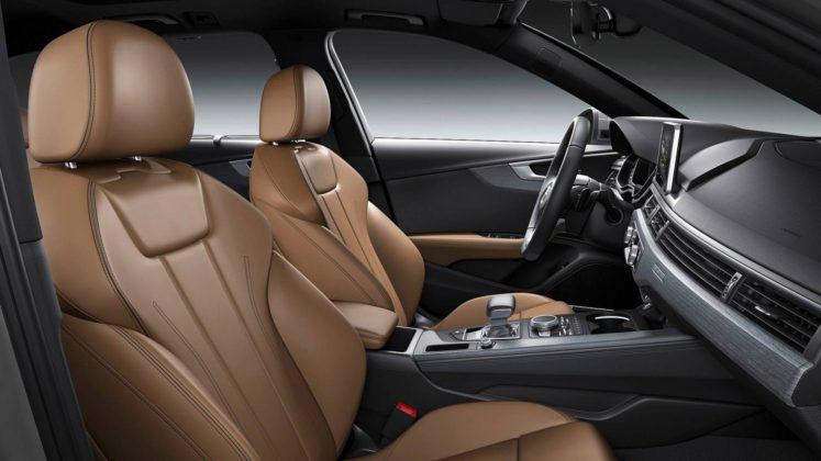 Audi A4 2019 sedili