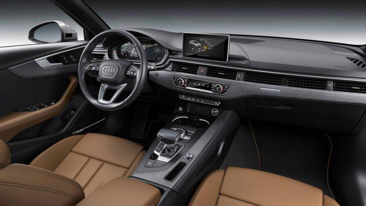 Audi A4 2019 interni