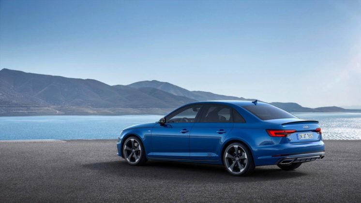 Audi A4 2019 laterale