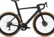 Specialized S-Works Venge, bici completa, still life vista laterale