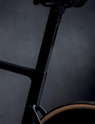 Specialized S-Works Venge, still life, particolare tubo sella