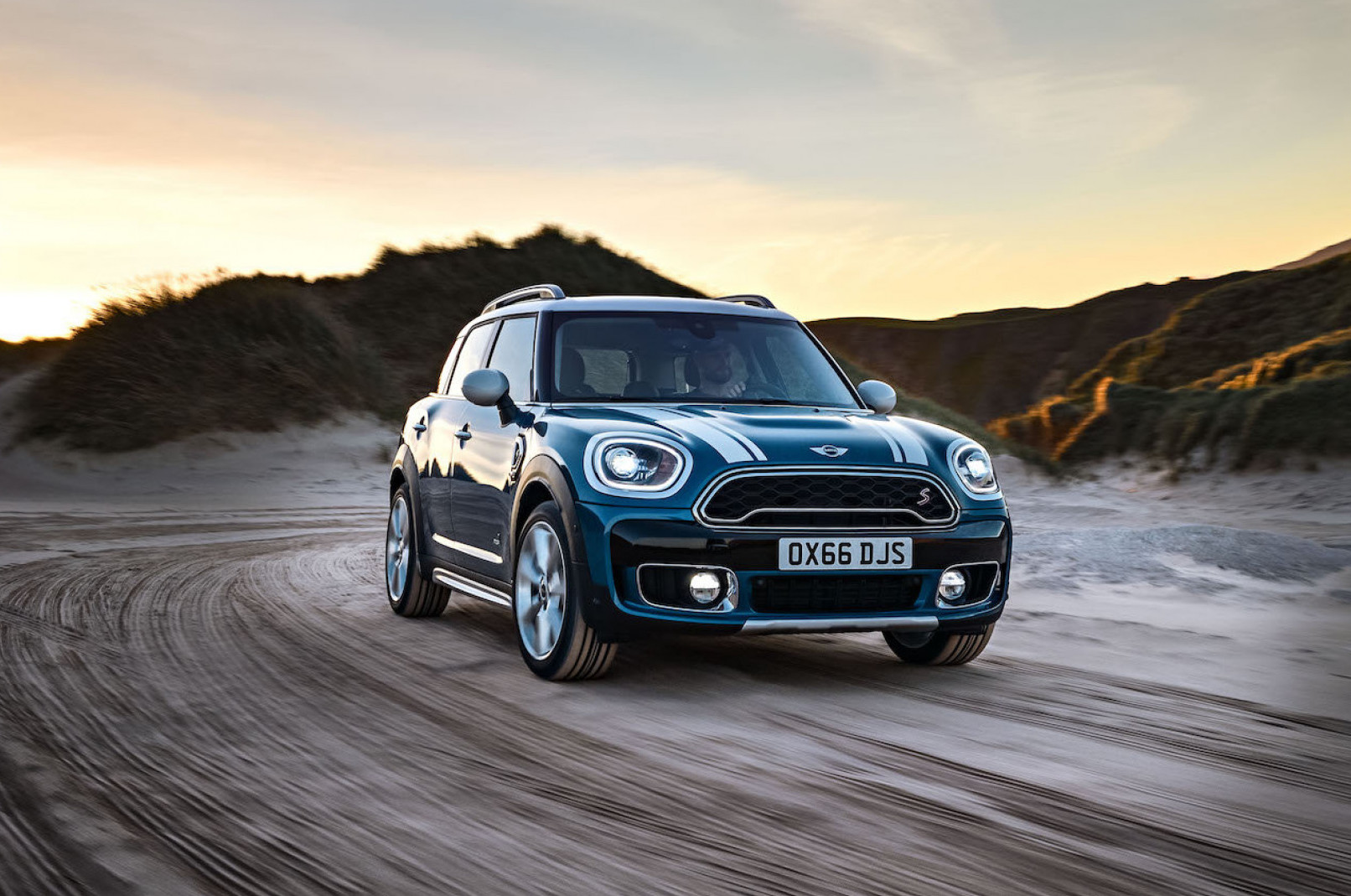MINI Countryman 2018 3/4 anteriore