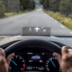 Ford Focus 2019 con Head Up Display