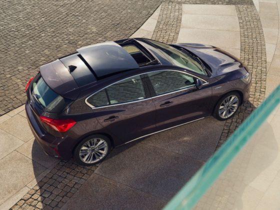 Ford Focus 2019 Vignale con tetto panoramico apribile