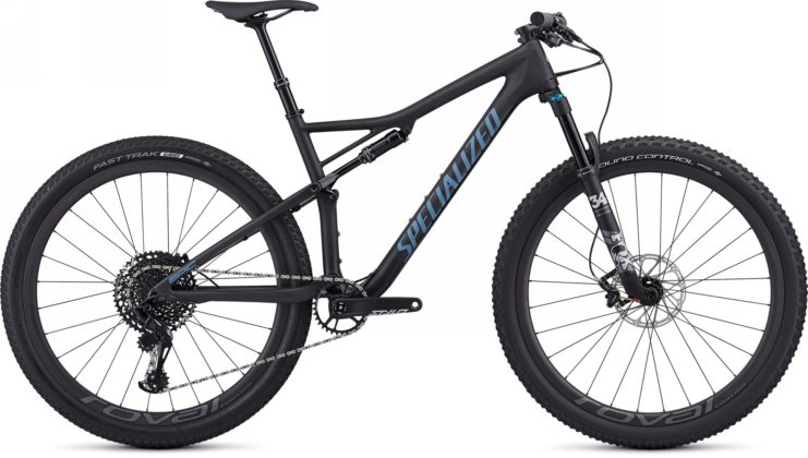 Specialized Epic Evo Expert, still life vista laterale