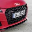 Audi TT 2018 dettaglio griglia frontale