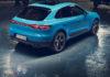 Porsche Macan 2019 3/4 posteriore
