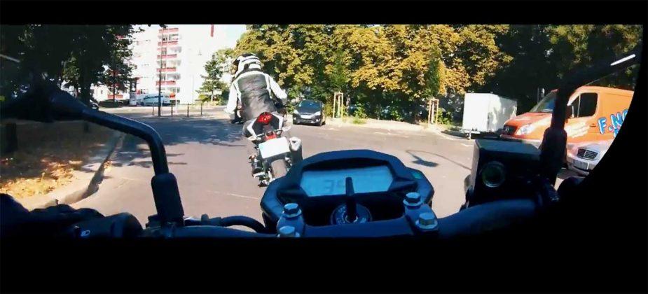 Kawasaki Z 125 immagine teaser