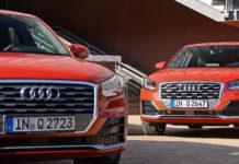 Audi Q2 2019, frontali