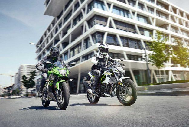 Kawasaki Ninja125 e Z 125