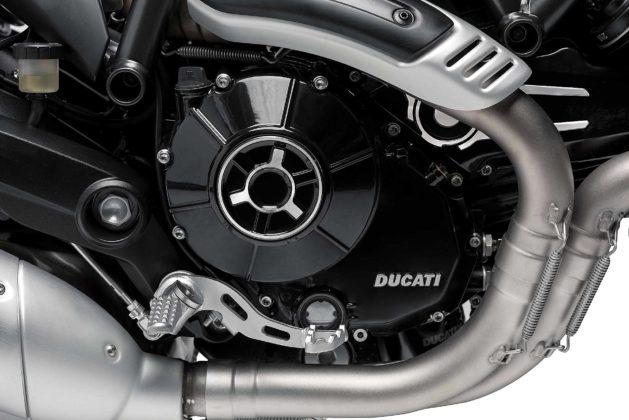 Ducati Scrambler icon 800 2019 particolare motore