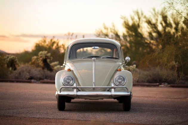 Volkswagen Maggiolino 1960