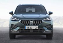 Seat Tarraco, frontale