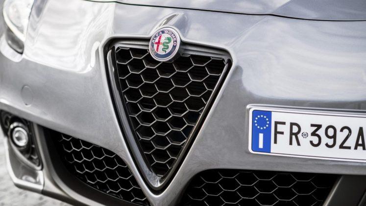 Alfa Romeo Giulietta B-Tech, scudetto Alfa