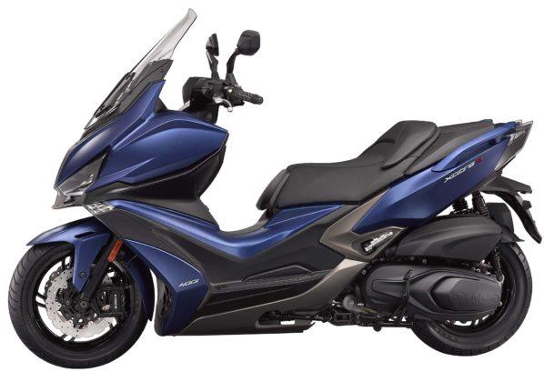 Kymco Xciting 400 S - blu
