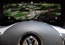strumentazione digitale bosch curva volkswagen
